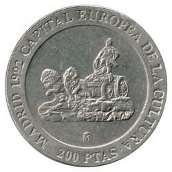 200 Pesetas 1991 S/C