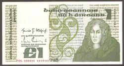 Irlanda 1 Libra PK 70c (14-09-1.983) S/C-