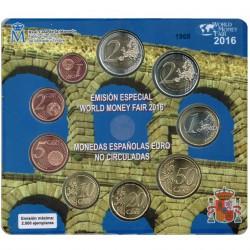 España 2016 Cartera Oficial Berlín S/C