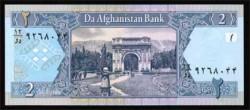 Afganistán 2 Afghanis PK 65 (2.002) S/C