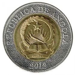 Angola 2012 10 Kwanzas S/C