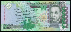 Santo Tomé y Príncipe 100.000 Dobras PK Nuevo (69) (31-12-2.013) S/C