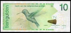 Antillas Holandesas 10 Gulden PK 28f (1-6-2.012) S/C