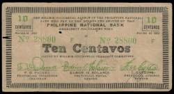 Filipinas 10 Centavos PK S 573 (1.944) MBC-