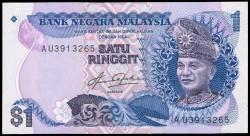 Malasia 1 Ringgit Pk 19A (1.981-83) S/C