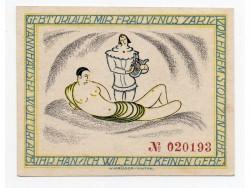 Eichrodt-Wutha 50 Pfennig (31-12-1.921) KL 301 S/C-