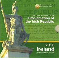 Irlanda 2016 Cartera Oficial S/C