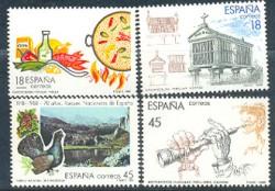 1988 - Turismo. (2935-38)