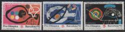 1991 - Barcelona 92. VII serie Pre-Olímpica.(3134-36)