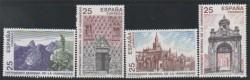 1991 - Bienes Culturales y Naturales Patrimonio Mundial de la Humanidad. (3146-49)