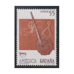 1991 - América- UPAEP. Viajes del Descubrimiento. (3141)