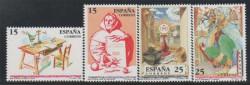 1991 - Centenarios. (3118-21)