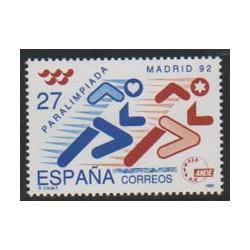 1992 - Paralimpiada Madrid 92.(3220)