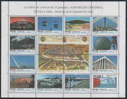 1992 - Exposición Universal de Sevilla. EXPO 92(3164-75)