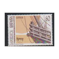 1992 - América UPAEP. V Centenario del Descubri miento de América. (3223)