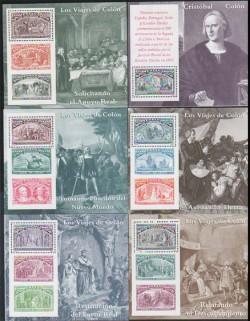 1992 - Colón y el Descubrimiento. (3204-09)