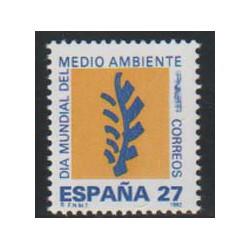 1992 - Día mundial del medio ambiente. (3210)