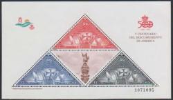 1992 - V Centenario del Descubrimiento de América. (3163)