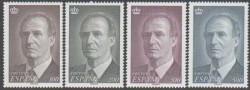 1996 - S.M. Don Juan Carlos I (3461-64)