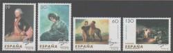 1996 - Pintura española. Francisco de Goya y Lucientes (3437-40)