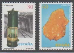 1996 - Minerales de España (3408-09)