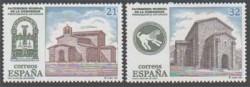 1997 - Bienes Culturales y Naturales Patrimonio Mundial de la Humanidad (3508-3509)