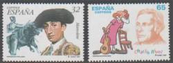 1997 - Personajes populares (3488-89)