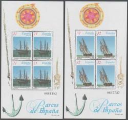 1997 - Barcos de Época (3477-78)