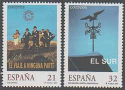 1997 - Cine Español (3472-73)