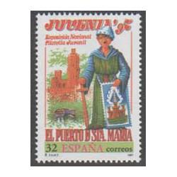 1997 - Exposición Nacional de Filatelia Juvenil. JUVENIA 97 (3470)