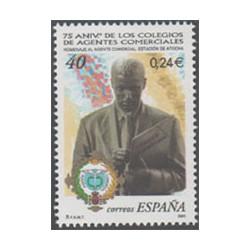 2001 - 75º aniversario Colegios Agentes Comerciales. (3776)