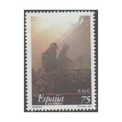 2001 - Cuerpo de Bomberos. (3777)