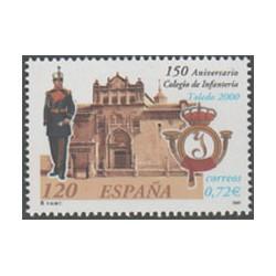 2001 - 150º aniversario Colegio de Infantería de Toledo. (3778)