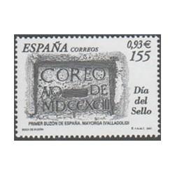 2001 - Día del Sello. (3780)