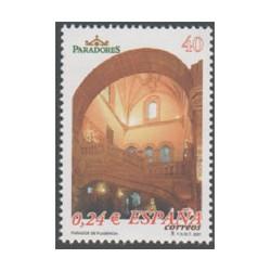 2001 - Paradores de Turismo. (3782)