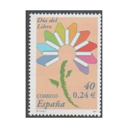 2001 - Día del Libro. (3789)