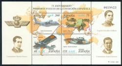 2001 - 75º aniversario de primeros vuelos de la aviación española. (3790)