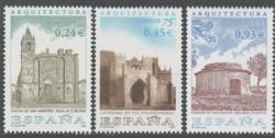 2001 - Arquitectura. (3797-99)