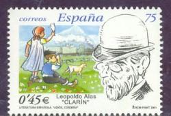 2001 - Literatura española. (3802)
