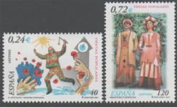 2001 - Fiestas populares. (3806-07)