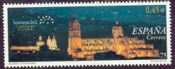 2001 - Salamanca 2002. Ciudad Europea de la Cultura.(3813)
