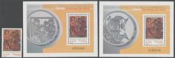 2001 - Milenario del nacimiento de Santo Domingo de Silos.(3817-19)