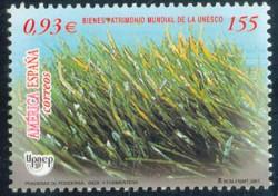 2001 - América-UPAEP. Bienes Patrimonio Mundial de la UNESCO.(3821)
