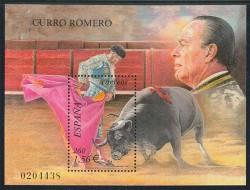 2001 - Toros. Curro Romero. (3834)