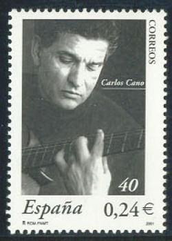 2001 - Carlos Cano. (3841)