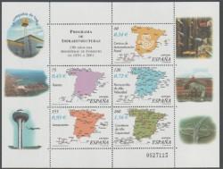 2001 - 150 años del Ministerio de Fomento. Programa de Infraestructuras. (3855)