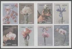 2002 - La flor y el paisaje. (3869-76)