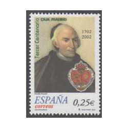 2002 - III centenario de la fundación del Monte de Piedad. (3879)