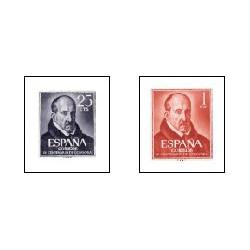 1961 - IV centenario del nacimiento de Luis de Góngora y Argote. (1369-70)