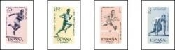 1962 - II Juegos Atléticos Iberoamericanos. (1450-53)